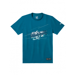 Men's T-shirt, Blue